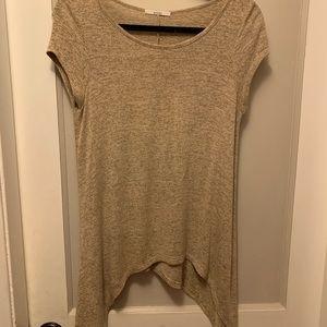 Acemi asymmetrical tee shirt